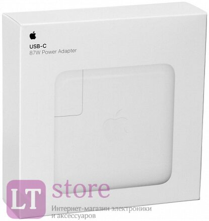 Блок питания Apple 87W USB-C Power Adapter MNF82Z/A