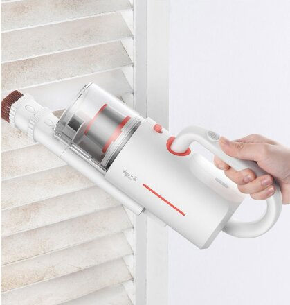 Беспроводной пылесос Xiaomi Deerma Wireless Vacuum Cleaner CM1900 White CN